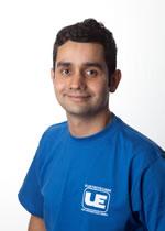 Bilal Asmaty Bauleiter Netzwerktechnik