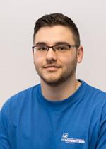 Felix Schulte 1. Lehrjahr Elektroniker/ Energie und Gebäudetechnik